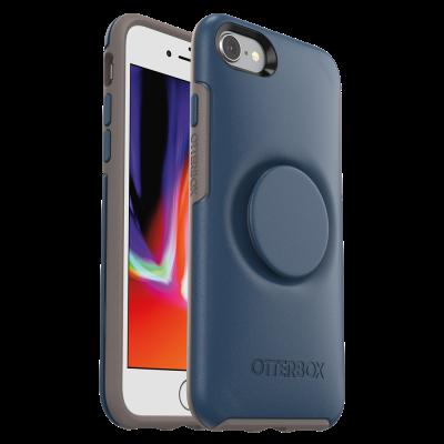 OtterBox iPhone 8 / 7 Pop Symmetry Blue (77-61656)