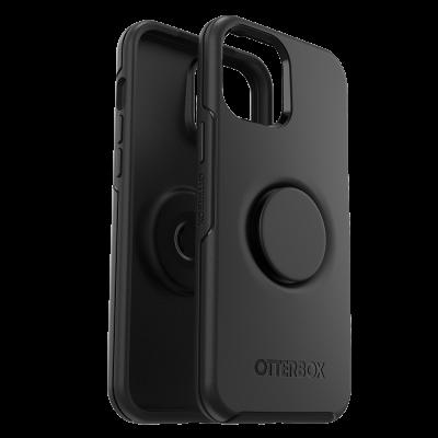 OtterBox iPhone 12 Pro Max Pop Symmetry Black (77-65484)
