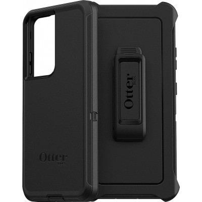 OtterBox Galaxy S21 Ultra Defender Black (77-82070)