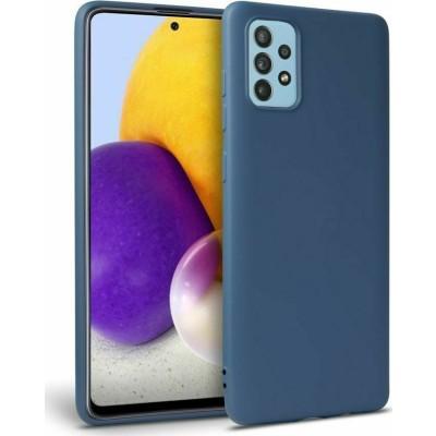 Tech-Protect Θήκη Σιλικόνης Icon Samsung Galaxy A72 - Blue (200-108-209)