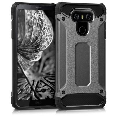 Transformer case for LG G6 - grey