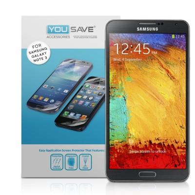 Μεμβράνη Προστασίας Οθόνης Samsung Galaxy Note 3