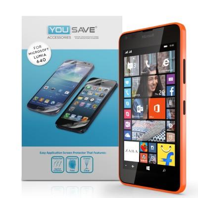 Μεμβράνη Προστασίας Οθόνης για Microsoft Lumia 640