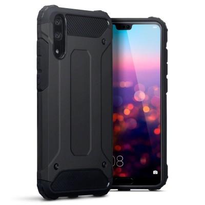 Terrapin Ανθεκτική Θήκη Impact Shock Huawei P20 - Black