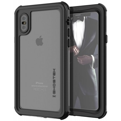Ghostek Nautical 2 Αδιάβροχη Θήκη iPhone XS - Black