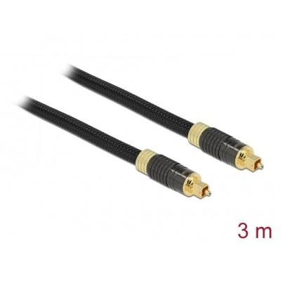 Delock Toslink Fiber Optical Cable 3m (86594)