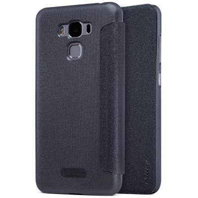 Nillkin Sparkle Flip Case Asus Zenfone 3 Max (ZC520TL) - Grey