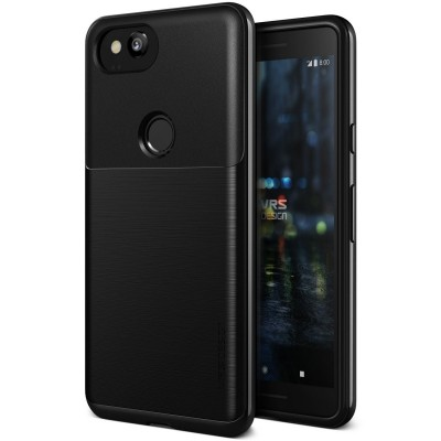 VRS Design Θήκη High Pro Shield Series Google Pixel 2 - Metallic Black