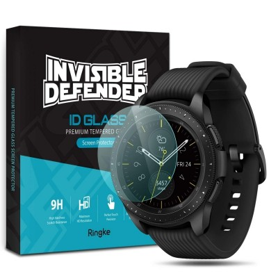 Ringke Invisible Defender Ultra Slim HD Clear 9H Tempered Glass για Galaxy Watch 42mm