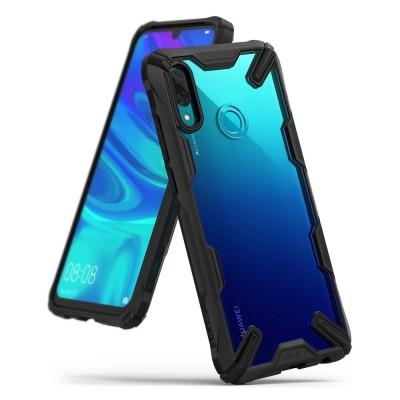 Ringke Fusion-X Θήκη Huawei P Smart 2019 - Black (200-104-837)