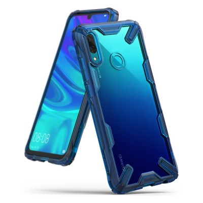 Ringke Fusion-X Θήκη Huawei P Smart 2019 - Blue (200-104-838)