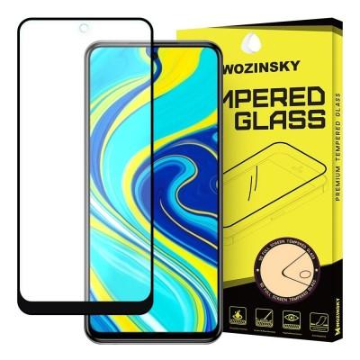 Wozinsky Full Cover Tempered Glass Full Glue Black για Xiaomi Redmi Note 9S  (200-105-561)