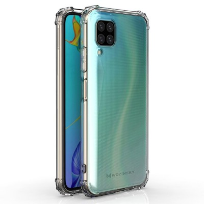 Wozinsky Anti Shock Durable Case Ανθεκτική Θήκη Σιλικόνης Clear Huawei P40 Lite (200-106-630)