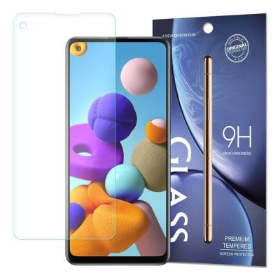 OEM Tempered Glass - Αντιχαρακτικό Γυαλί Οθόνης Samsung Galaxy A21s (200-105-943)