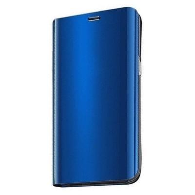 Θήκη Clear View Standing Cover για Xiaomi Redmi Note 9 / Redmi 10X 4G Μπλε - OEM (200-105-855)