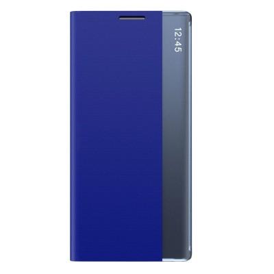 New Sleep Book Case kickstand για Xiaomi Poco M3 OEM Black - (200-108-412)
