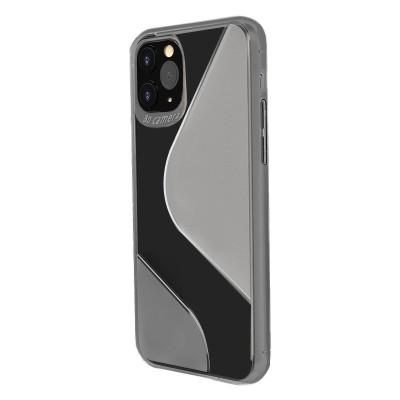 S-Case Θήκη Σιλικόνης για Samsung Galaxy A21S διάφανη OEM (200-106-006)