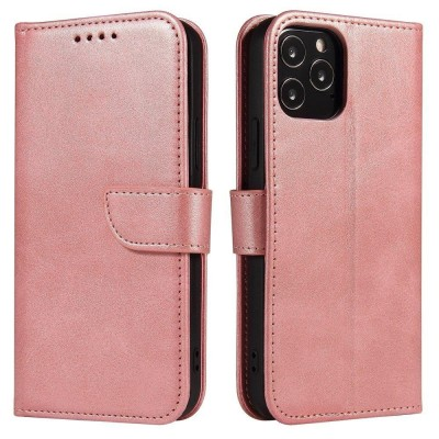 OEM θήκη πορτοφόλι για iPhone 11 - Pink (200-107-604)
