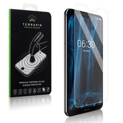 Terrapin Tempered Glass - Αντιχαρακτικό Γυαλί Οθόνης Nokia 6.1 Plus