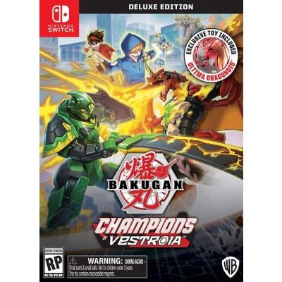 Bakugan Champions of Vestroia Toy Ed. Switch