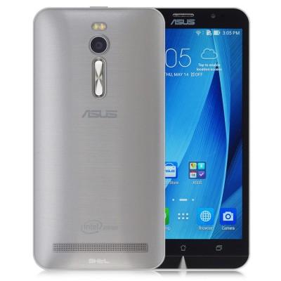 Θήκη σιλικόνης για Asus Zenfone 2 διάφανη Slim by Shieldtail