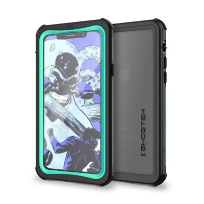 Ghostek Nautical 2 Αδιάβροχη Θήκη iPhone X - Teal