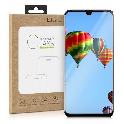 Kalibri Tempered Glass - Αντιχαρακτικό Γυαλί Οθόνης Huawei P30 Pro - Black Frame