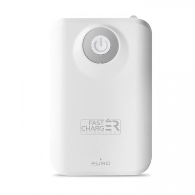 Powerbank Puro 6000mAh - Άσπρο (FCBB60C1WHI)