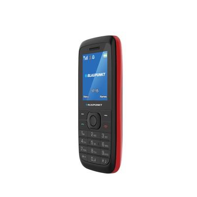 BLAUPUNKT FS01 Κινητό τηλέφωνο με κάμερα 0,3 MP και LCD οθόνη 1,8 - Μαύρο