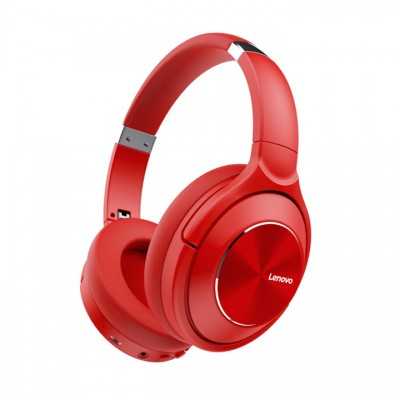 Lenovo ANC Bluetooth Headphone HD700 - Κόκκινο