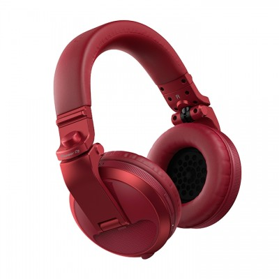 Pioneer HDJ-X5BT Headphones With Bluetooth - Κόκκινο