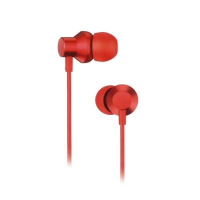 Lenovo Metal In Ear Eearphone HF130 - Κόκκινο