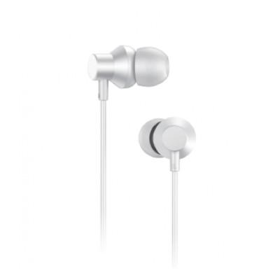 Lenovo Metal In Ear Eearphone HF130 - Άσπρο