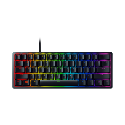 Razer HUNTSMAN MINI 60% Opto Mechanical Gaming Keyboard Purple Switch - US Layout
