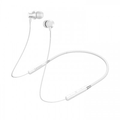Lenovo Bluetooth Earphone HE05 - Άσπρο (PTM7C02284)