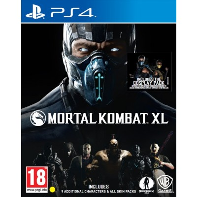 MORTAL KOMBAT XL GAME OF THE YEAR PS4