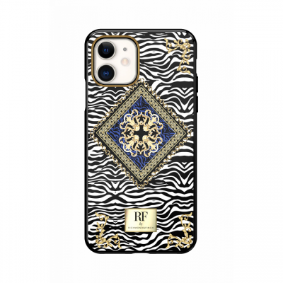 Richmond Finch - Θήκη Zebra Chain για iPhone 11