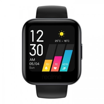 Realme Watch 36mm - Black (RMA161BLK)