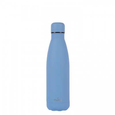 Puro Icon Bottle 500ml - Formentera Blue (WB500ICONDW1FMBLUE)