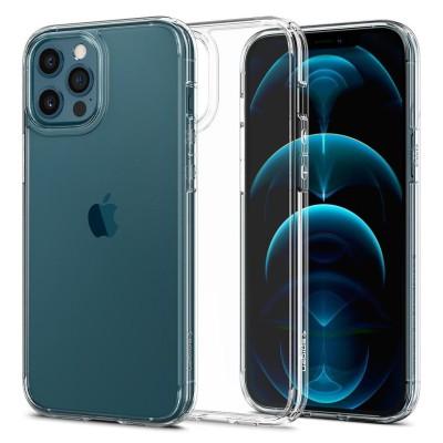 Spigen iPhone 12 / 12 Pro Ultra Hybrid Clear (ΑCS01702)