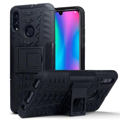 Terrapin Ανθεκτική Θήκη Huawei P Smart 2019 - Black (131-083-098)