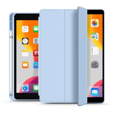"Tech-Protect Θήκη Smartcase Pen Apple iPad 7 / 8 10.2"" 2019 / 2020 - Sky Blue (75447)"