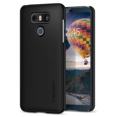 Θήκη Spigen LG G6 Thin Fit Black