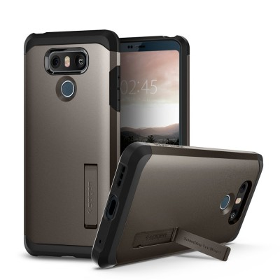 Θήκη Spigen LG G6 Liquid Crystal Clear (A21CS21229)