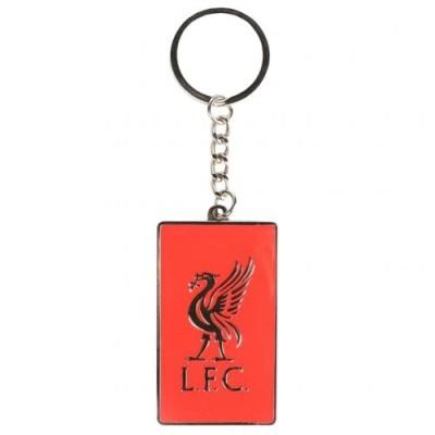 Μεταλλικό Μπρελόκ Liverpool - Επίσημο προϊόν