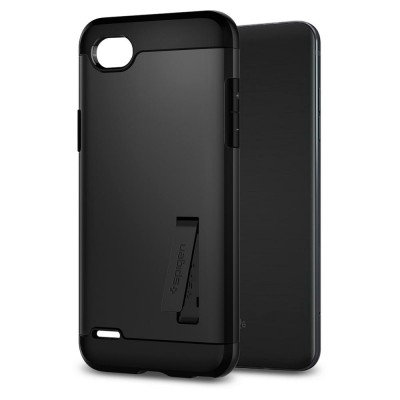 Spigen LG Q6 Slim Armor Black (A26CS22034)