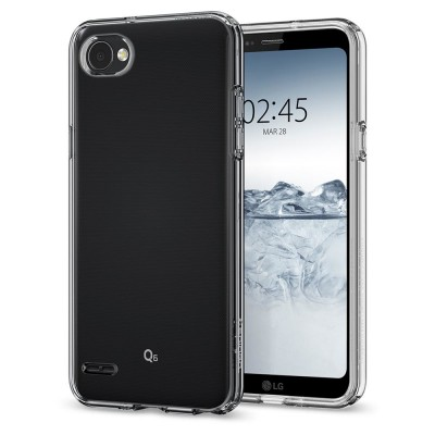 Spigen LG Q6 Liquid Crystal Clear (A26CS22340)