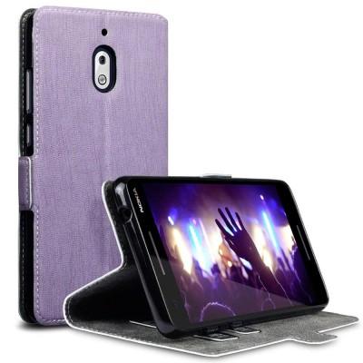 Terrapin Θήκη - Πορτοφόλι Nokia 2.1 - Purple