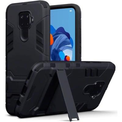 Terrapin Ανθεκτική Dual Layer Θήκη Huawei Mate 30 Lite - Black
