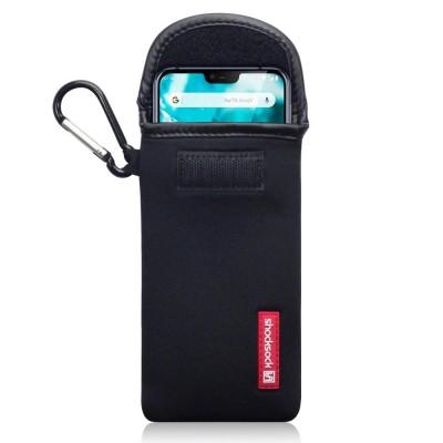 Shocksock Θήκη - Πουγκί Nokia 7.1 - Black (121-001-012)